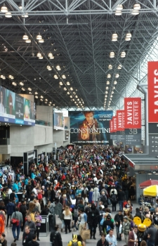 NYCC Crowd