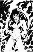Thumbnail image for JAE LEE 2000 VAMPIRELLA #18 COVER