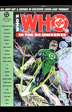 GREEN LANTERN COVER ART