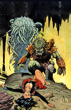 COMIC ART MARK SCHULTZ