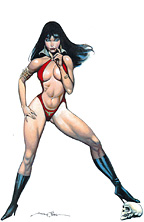 Thumbnail image for GONZALO MAYO VAMPIRELLA  #1 RECREATION