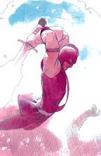 esad-ribic-avengers-swordsman-art-sale