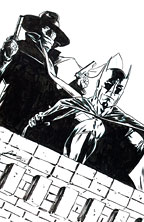 Thumbnail image for AARON CAMPBELL BATMAN/SHADOW COMMISSION