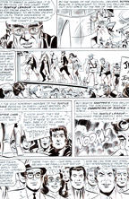 Thumbnail image for MIKE SEKOWSKY 1963 JUSTICE LEAGUE #19 P.11