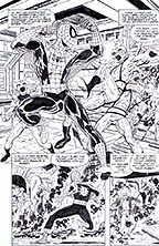 john-byrne-spider-man-artwork-1999-s
