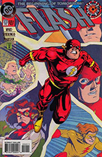 steve-lightle-flash-comic-art