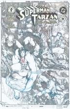 humbert-ramos-1999-superman-cover-artwork-2