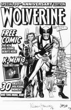 romita-janson-marvel-wolverine-cover-art