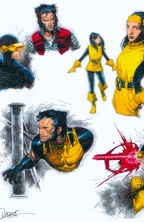 travis-charest-x-men-illustration