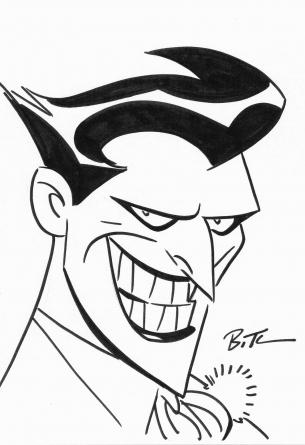bruce-timm-joker-sketch-comic-art