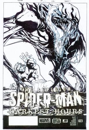 humberto-ramos-Spider-man-23-cover