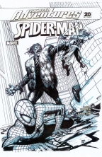 cameron-stewart-spider-man-cover-art-2006