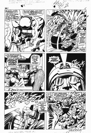 Jack-Kirby-Thor-141-comic-artwork