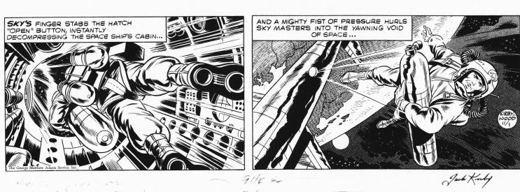 Jack-Kirby-Wally-Wood-Skymasters-daily