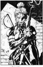 Jim-Lee-Wildcats-Original-Art
