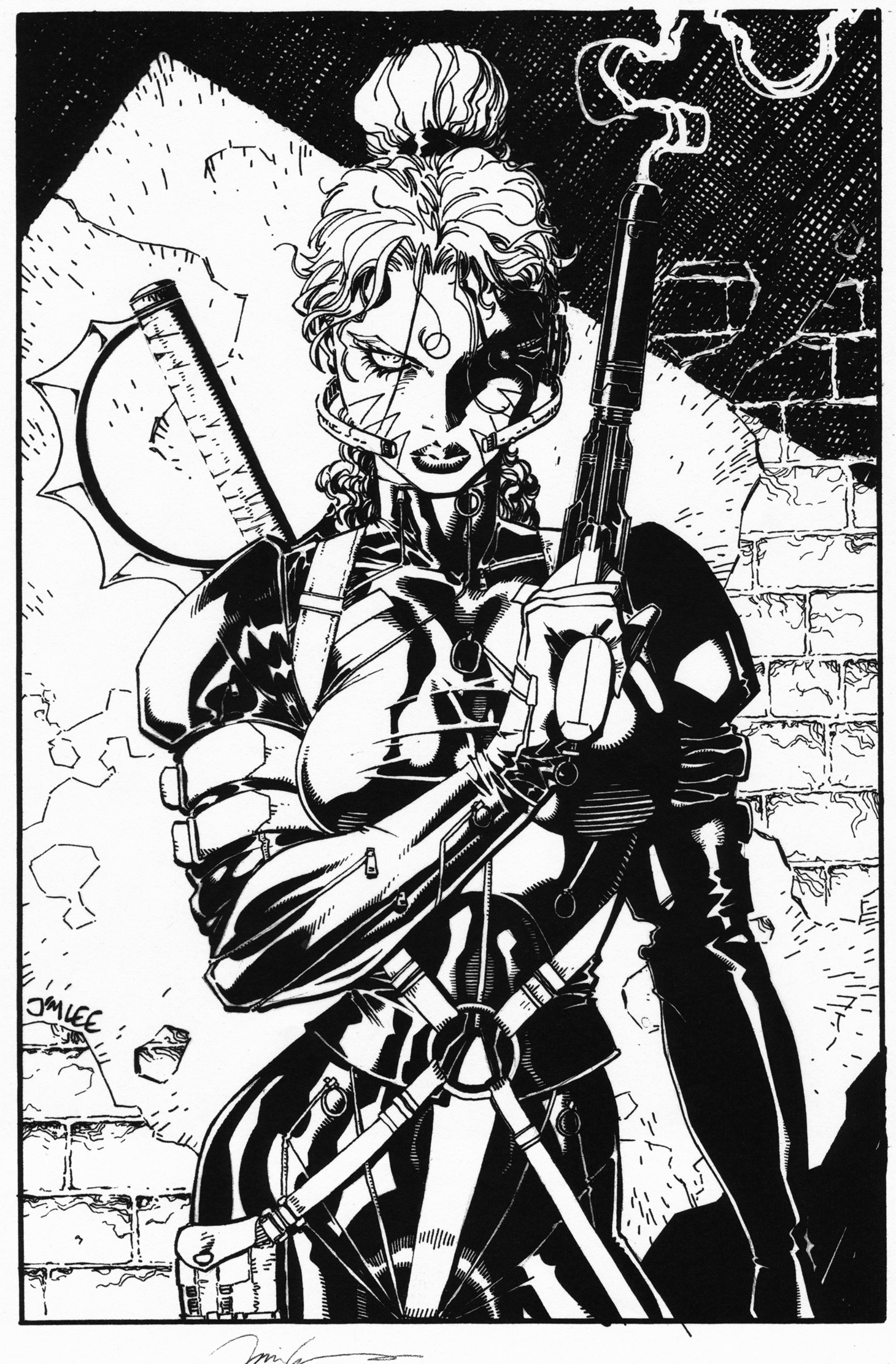 The Women Of Dc Comics Ink In Adam Withers S Dc Comics: Jim Lee Net Worth - Short Bio, Age, Height, Weight