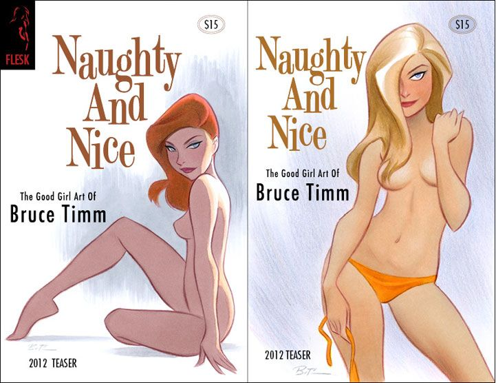 bruce-timm-art-for-sale