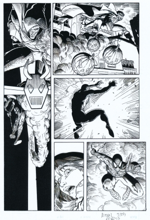 arthur-adams-spider-man-tryout-artwork-marvel