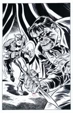 bruce-timm_captain_america-recreation-marvel-comics