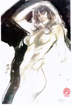 Vampirella Art Beachum