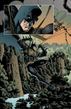 Bernie Wrightson Batman Artwork