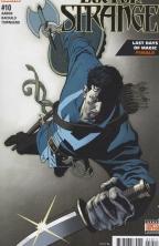 CHRIS BACHALO Dr Strange Comic Artwork Marvel