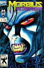 RON WAGNER 1993 MORBIUS  cover