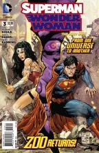 DC Comics Superman + Wonder Woman